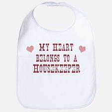Belongs to Housekeeper Bib
