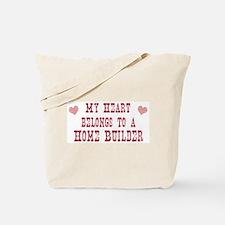 Belongs to Home Builder Tote Bag