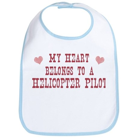 Belongs to Helicopter Pilot Bib