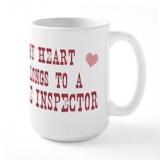 Belongs to Home Inspector Ceramic Mugs