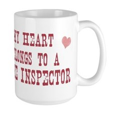 Belongs to Home Inspector Mug