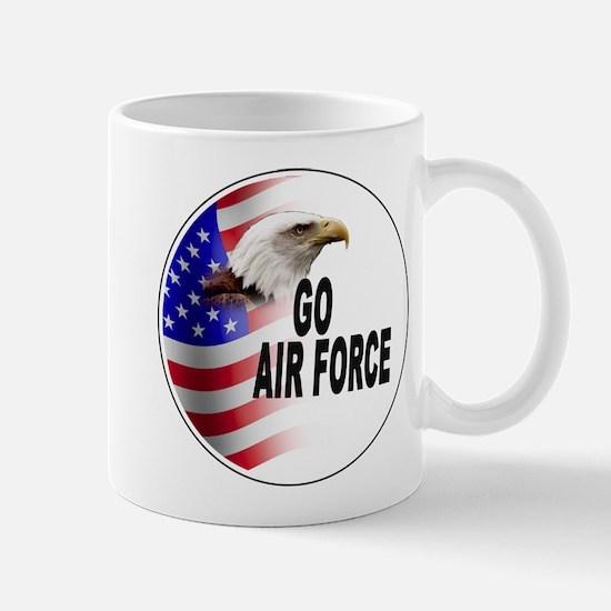 Go Air Force Mug