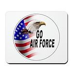 Go Air Force Mousepad