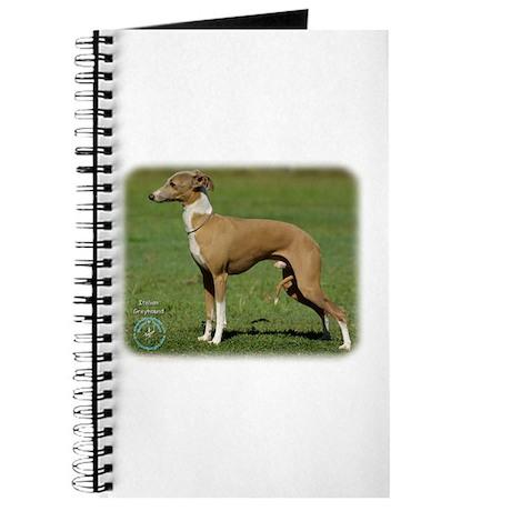 Italian Greyhound 9R031D-036 Journal