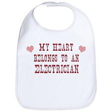 Belongs to Electrician Bib