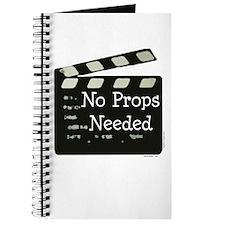 No Props Needed Journal