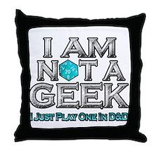 D&D Throw Pillow