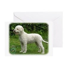Lagotto Romagnollo 9M047D-14 Greeting Card
