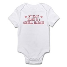 Belongs to General Manager Infant Bodysuit