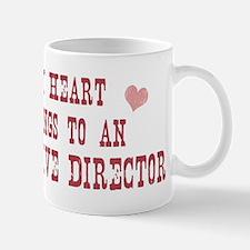 Belongs to Executive Director Mug