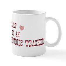 Belongs to Environmental Stud Mug