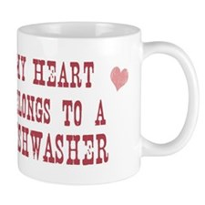 Belongs to Dishwasher Small Mug