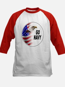 Go Navy (Front) Tee