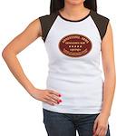 Ahnentafel Arms Women's Cap Sleeve T-Shirt