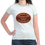 Ahnentafel Arms Jr. Ringer T-Shirt