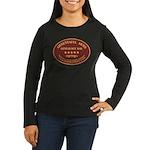 Ahnentafel Arms Women's Long Sleeve Dark T-Shirt