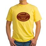 Ahnentafel Arms Yellow T-Shirt