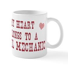 Belongs to Diesel Mechanic Mug