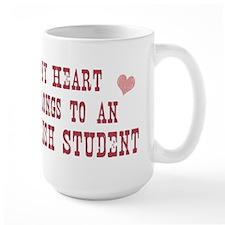 Belongs to English Student Mug