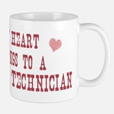 Belongs to Dialysis Technicia Mug