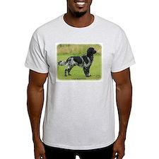 Large Munsterlander 9W020D-031 T-Shirt