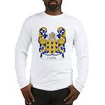 Cunha Family Crest Long Sleeve T-Shirt