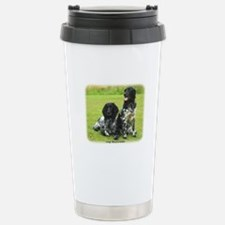 Large Munsterlander 9W020D-139 Travel Mug