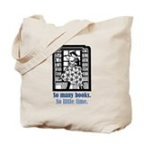 Book Canvas Totes