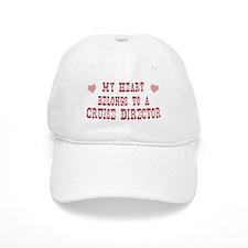 Belongs to Cruise Director Baseball Cap