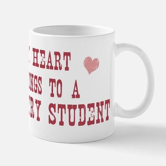 Belongs to Chemistry Student Mug