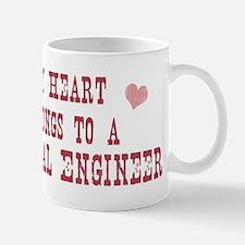 Belongs to Chemical Engineer Mug