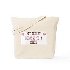 Belongs to Chef Tote Bag