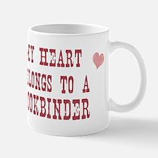 Belongs to Bookbinder Mug