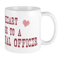 Belongs to Correctional Offic Small Mug