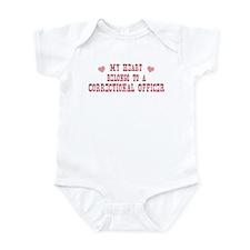 Belongs to Correctional Offic Infant Bodysuit