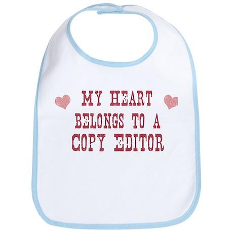Belongs to Copy Editor Bib
