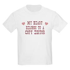 Belongs to Copy Editor T-Shirt
