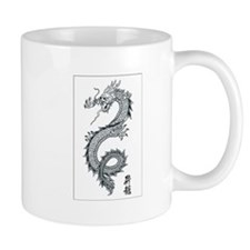 Asian Dragon Mug