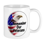 Remember Our Veterans Mug