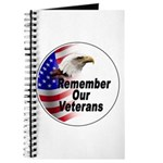 Remember Our Veterans Journal