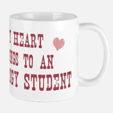Belongs to Audiology Student Mug