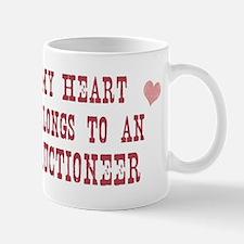 Belongs to Auctioneer Small Small Mug