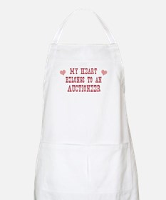 Belongs to Auctioneer BBQ Apron