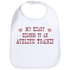 Belongs to Athletic Trainer Bib