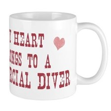 Belongs to Commercial Diver Mug