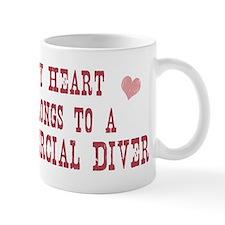 Belongs to Commercial Diver Mug