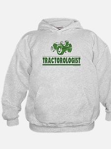Green Tractor Hoodie