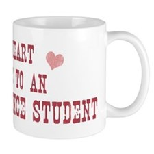 Belongs to Animal Science Stu Mug
