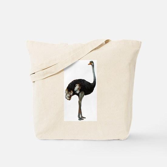 Ostrich Bird Tote Bag