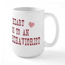 Belongs to Animal Behaviorist Mug